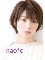 【奈良/富雄nao*c】大人かわいいラフヘア☆センシュアルショート