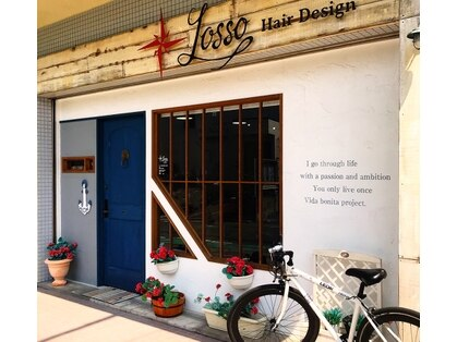 ロッソヘアデザイン(LOSSO Hair Design)の写真