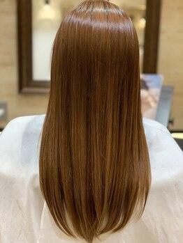フューズ 曳舟店(Fuse)の写真/大注目【サイエンスアクア】導入☆繰り返しのカラーやブリーチで傷んでしまった髪もツヤと潤いを取り戻す♪