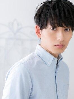 フェイス 赤羽 ネオ(face Akabane neo)の写真/ビジネスに似合うショートからパーマスタイルも、男性スタイリストによる男目線のカッコよさを提案!!
