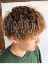 ヘアー リラクゼーション アンヴィ(Hair Relaxation anvi)ナチュラルツイストマッシュ