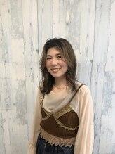アース 盛岡南店(HAIR & MAKE EARTH)阿部 亜里紗