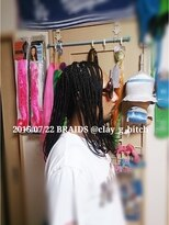 【BRAIDS】¥ASK 仙台ブレイズ 編み込み 三つ編み 全頭ブレイズ