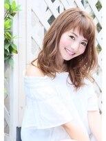 シンプル☆カジュアル 3 アンニュイカールノームコアうぶバング