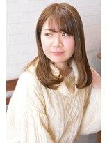 アトリエ ドングリ(Atelier Donguri)『髪質改善』shea beige