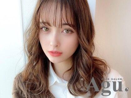 アグ ヘアー ターナー 宇都宮店(Agu hair turner)の写真