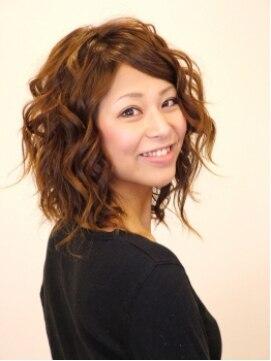 ヘアーメイク カリユ(HAIR MAKE kariyu)エアリーWAVE