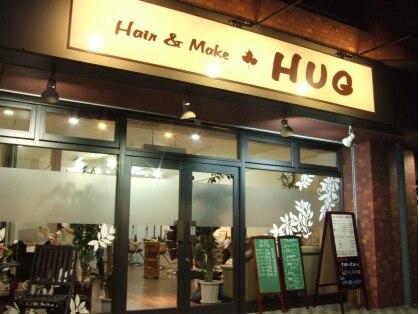 ハグ 肴町店(Hair&Make HUG)の写真