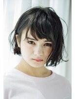 欅坂46 平手友梨奈さん風ショート♪ 鶴川 美容室