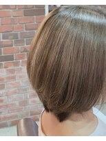 ドゥーシェ ヘア(Dusche hair)グラボブスタイル