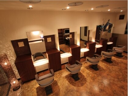 ヘアーリゾート 草流 富士見台店(Hair Resort)の写真