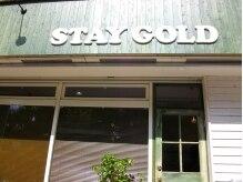 ステイゴールド(STAY GOLD)の雰囲気(外からはあまり見えませんが・・・(^_^;))