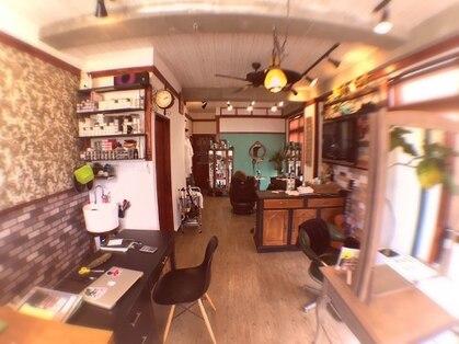 アトリエヘア マルク(atelier hair MALK)の写真