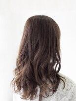 アイチャンネル ヘアデザイン(i CHANNEL hairdesign)ストライプハイライト&シルバーグレージュ