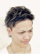 ヘアールーム(hair Room)ワイルドボディーパーマ