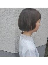 ヘアーメイク スクエア ウーノ(HAIR MAKE SQUARE uno)ミニボブ