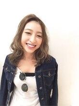 ヘアーリゾート ディプシー 大名店(Hair Resort DEPSEA)【外国人風】グレージュ☆