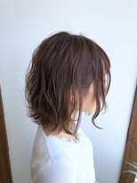 ヘアー リラクゼーション アンヴィ(Hair Relaxation anvi)ふんわりウエーブショート