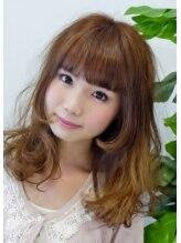 ボンドヘア(BOND hair)ナチュかわフェミニン