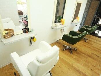 サロンドアンアリー(Salon de an Ally)の写真/[六町/1分]気さくな女性スタッフ多数在籍☆細やかな施術とサービスが男女問わず居心地の良いサロンです◎