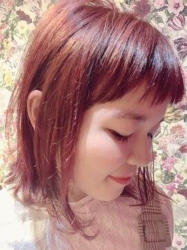 クブヘアー(kubu hair)《kubuhair》大人可愛い☆お手入れ簡単デジタルパーマ☆