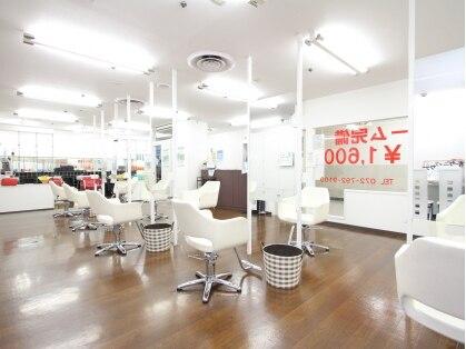 ラッキーヘア ダイエー多田店 画像
