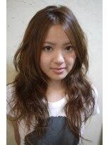 キーナ(Organic Hair KI-NA)楽かわいい!おしゃれウェーブ