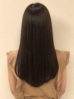 アレクサンドル オブ カラーズ トヤマ(ALEXANDRE OF COLORS TOYAMA)の写真/テレビでおなじみ「池田聡の美魔女レッスン」を手掛ける本格髪質改善サロン◇美しい髪をいつまでも─。