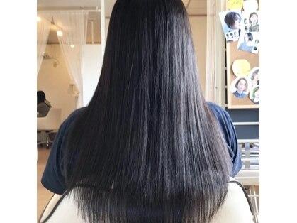 ヘアーアンドビューティー ルーツ(hair&beauty #roots)の写真