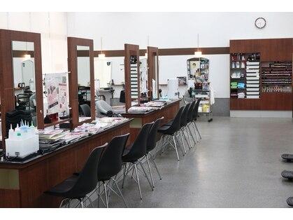 美容ピュア 春日店の写真