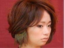 エヴァフェイス(EVAH FACE)の雰囲気(ヘアを立体的にオシャレに見せる、今話題の【3Dカラー】¥2000~)