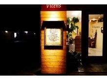 ビセンス(vicens)の雰囲気(カフェのようなおしゃれな癒し空間でキレイに☆)