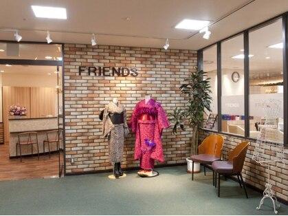 フレンズ 取手ボックスヒル店(FRIENDS)の写真