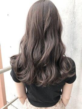 ラベンダー グレージュ ブリーチ なし ラベンダーグレージュで可愛い髪色に♡暗めから明るめまで人気ヘアカラ...