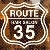 ヘア サロン ルート 幕張(Hair Salon ROUTE)のお店ロゴ