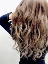 ヘアーアンドメイク エイダ(hair&make eida)大人かわいいイルミナグレージュロング 20代30代40代 透明感