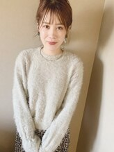 ヘアー アトリエ アンジー(Hair Atelier Angee)久保田 涼子