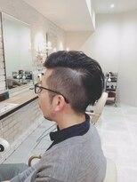 ブレッザヘアー(Brezza hair)2ブロックメンズスタイル×Brezza hair 笹塚