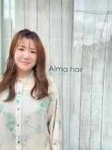 アルマヘアー(Alma hair by murasaki)AIRI