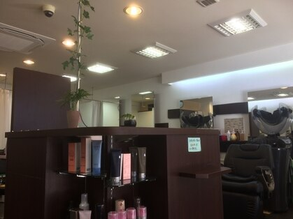 ヘアーウィッシュ 名谷店(HAIR WISH)の写真