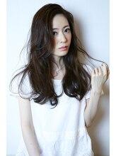 メープルヘアデザイン(Maple hair design)Maple hair 大人のルーズなロングスタイル