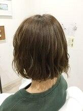 グレイス 心斎橋(grace)ゆるふわショートボブ×アッシュベージュ☆