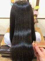 フルール 王子店(fleur)髪質改善プレミアムストレートエステ