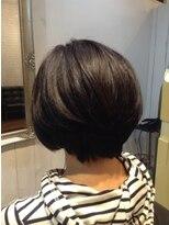ヘア ルシェ(hair ruscha)【ヘアルシェ】おすすめ♪グラデーションカット♪