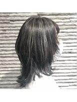 ビス リアン 川口店(Vis lien)20代30代/ウルフ/ハイライト/ケアブリーチ/ネオウルフ/小顔/韓国