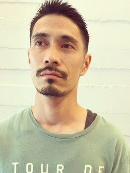ルーツ(Roots)の写真/実力派オーナーが、髪型・髪質・スタイリングなど男性ならではの髪の悩みを解消!【メンズカット¥3700】