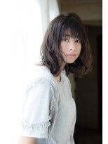 ルーチェ 溝の口(Luce)デジタルパーマジェンダーレスとろみ厚めバングミディ☆