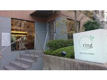 リング フォー ヘア(ring for hair)の雰囲気(駐車場もあるのでくるまでもきがるにご来店いただけます(^^♪)