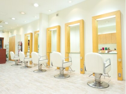 カノープス ヘアアンドメイクアップ 青葉台店(Canopus hair&make up)の写真