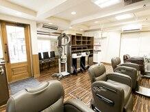 ヘアーショップ アライ(Hair Shop Arai)の雰囲気(4席のみのアットホームなプライベート空間!)
